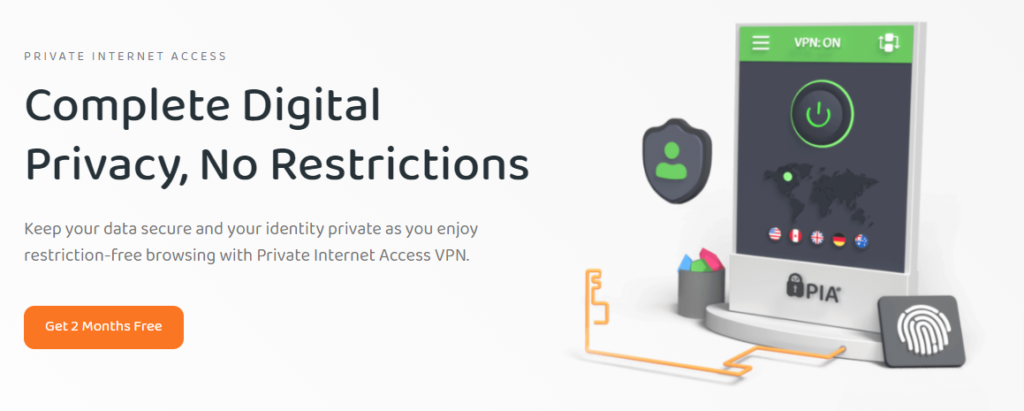 Complete Digital Privacy, No Restrictions